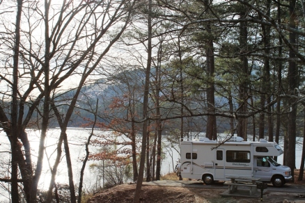 Stone Mountain Campground